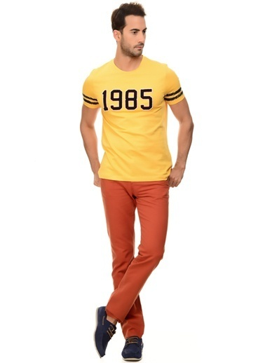 Limon Company Pantolon Oranj